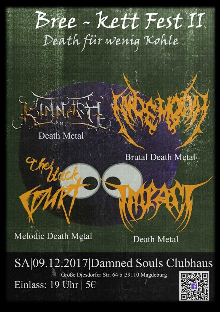 Damned Souls - Bree Kett Fest 2 - 2017-12-09