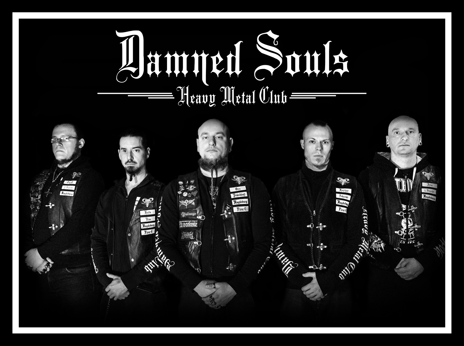 Damned Souls - Heavy Metal Club
